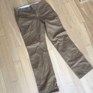 J. Crew khaki pants